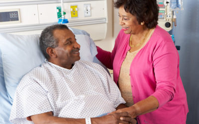 What to Say to Someone in Hospice
